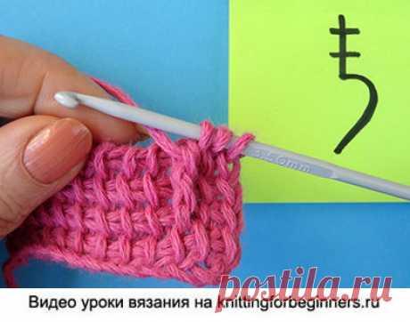 Начинаем вязать – Видео уроки вязания
