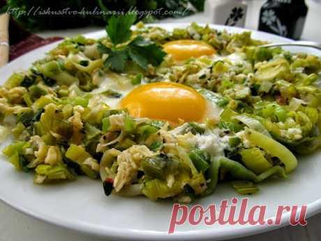 Постигая искусство кулинарии... : на завтрак