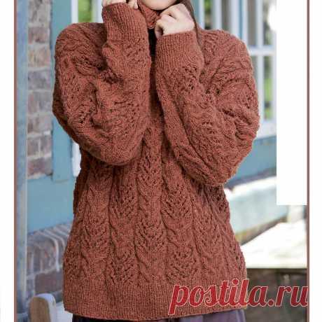 Платья-свитеры, пуловеры и кардиганы крупной вязки Бонус– пальто крючком | Всё лучшее - маме | Яндекс Дзен