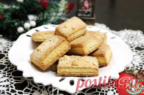 Павловское печенье Кулинарный рецепт