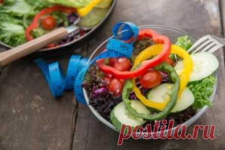 Простые и вкусные рецепты диетических салатов для похудения. Хотите разнообразить свой рацион питания и при этом не набрать лишних калорий?