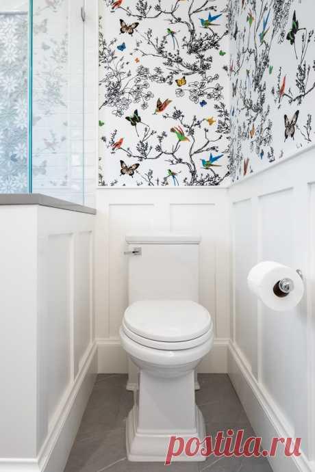 Ravenna Residence - Неоклассика - Ванная комната - Сиэтл - от эксперта Raina Henderson Interior Design, LLC   Houzz Россия