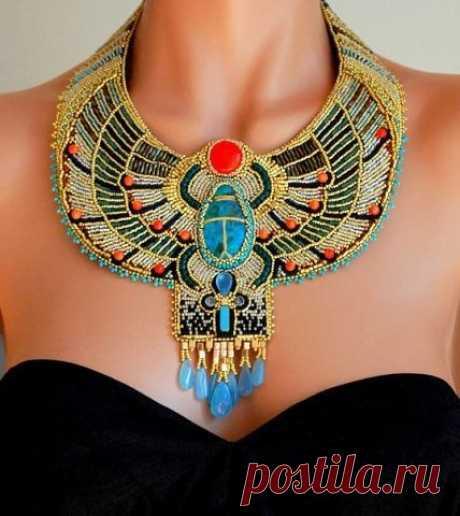 (6) Gallery.ru / Фото #6 - Египетские оплечья. - monolith88