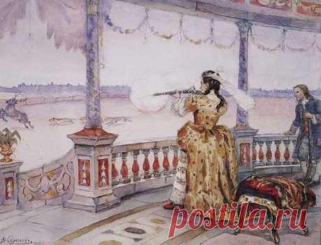 ЛЮДИ И СУДЬБЫ. Великие династии. Анна Иоанновна | Хвастунишка