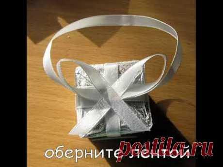 Винтажная коробочка (видео) / Новый год!