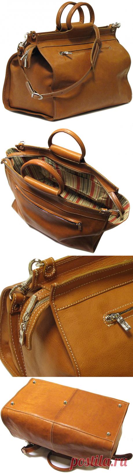 16e80bffadcc Parma Edition Traveler Italian Bags - Fenzo Italian Bags