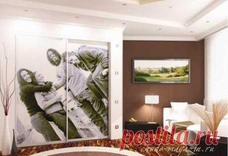Встраиваемый шкаф купе в комнату: фото, заказ, замер