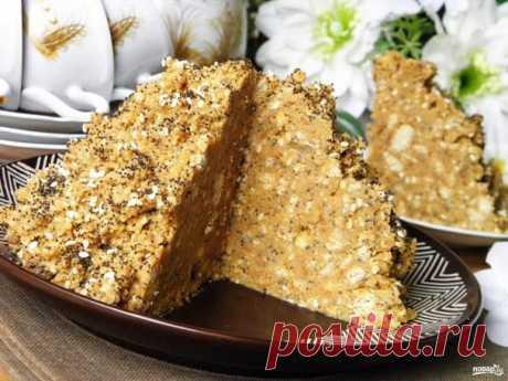 Торт муравейник из печенья — Сияние Жизни