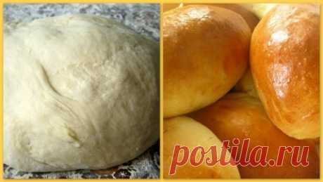 Тесто для пирожков ( в хлебопечке)