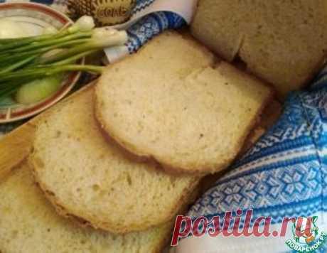Постный хлеб с горчицей – кулинарный рецепт