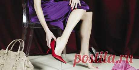 Необычный способ, которым ваша обувь влияет на грудь - Полезные советы красоты