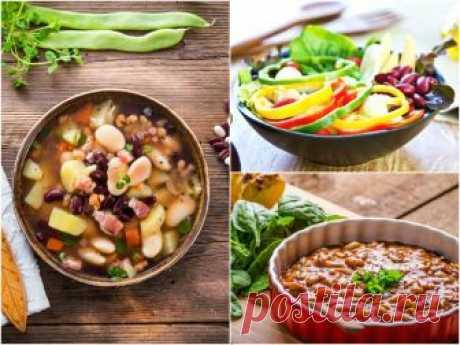 Какие блюда из фасоли ты умеешь готовить?