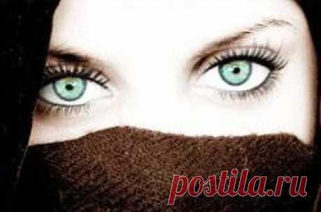 Цвет глаз - наш астрологический диагноз