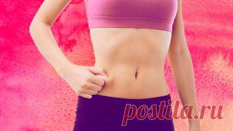 «Прощай, жир на животе!» Простые приемы самомассажа для похудения | Все о здоровье | Яндекс Дзен