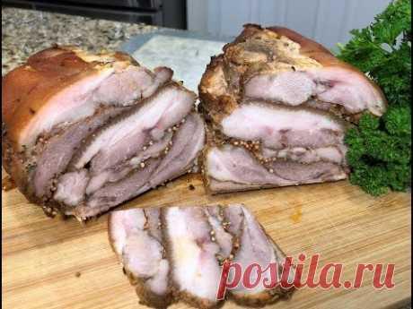 Супер- Мясо ФУРОР, мировая закуска для праздничного стола. Идеально для бутербродов вместо колбасы.