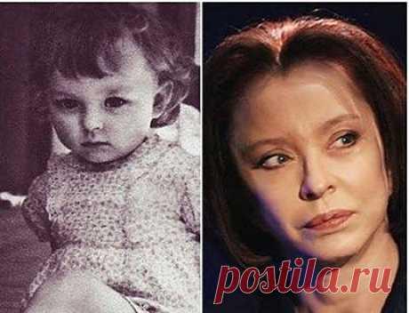 ...стала на ОТЦА похожа, а в молодости была вылитая МАМА- настоящая грузинская красавица! Да изменилась очень...