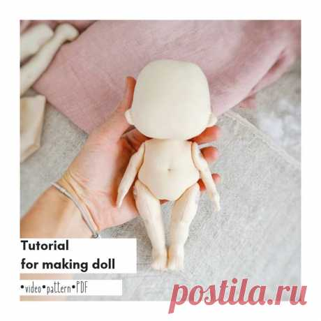 Rag doll pattern Doll making tutorial Rag doll pdf Rag doll | Etsy