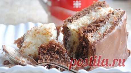 Как приготовить торт баунти - рецепт, ингридиенты и фотографии