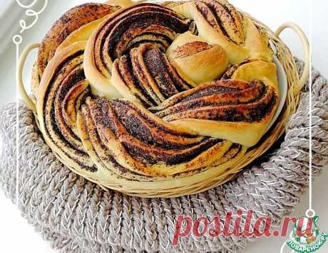 Постный маковый пирог – кулинарный рецепт
