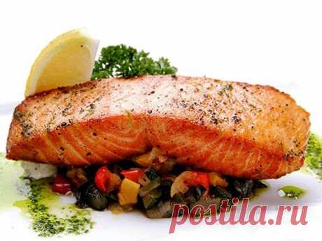 10 секретов вкусной рыбы