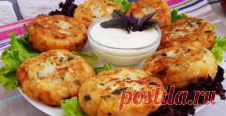 Очень вкусные картофельные биточки Картофельные биточки могут стать отличным блюдом к обеду или завтраку