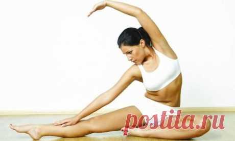 Упражнения для здоровой спины