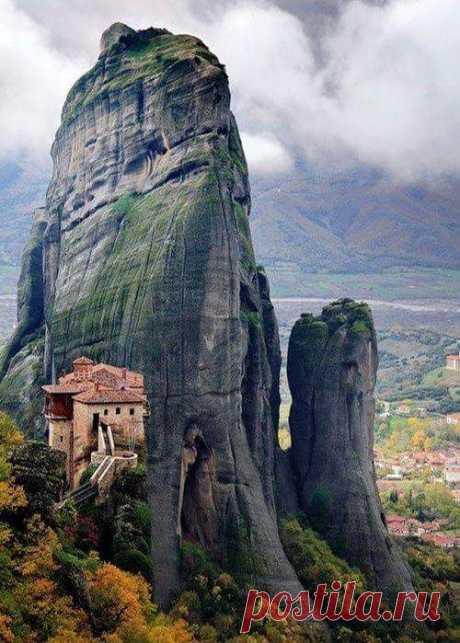 "vesnic333: ""Meteora, Greece """