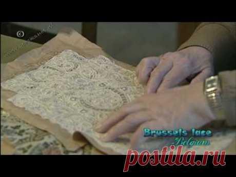 Создание кружева пуантт-ляс (баттенбергского кружева) — Рукоделие