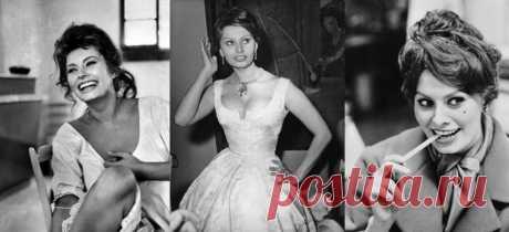 Софи Лорен - 83 года | Vogue Ukraine Легендарной итальянке Софи Лорен исполняется 83 года. Vogue.ua вспоминает самое важное из жизни актрисы.Детство в ПоццуолиЖизнь Софи Лорен - классическая история