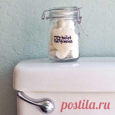 Ароматные бомбочки для... туалета:) Рецепты.