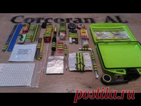 НАЗ//Носимый аварийный запас//EDC//Survival kit