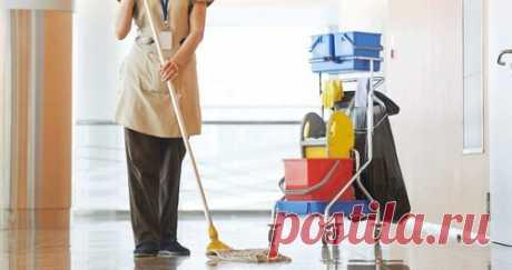 7 советов для весенней уборки в квартире - кулинарная новость