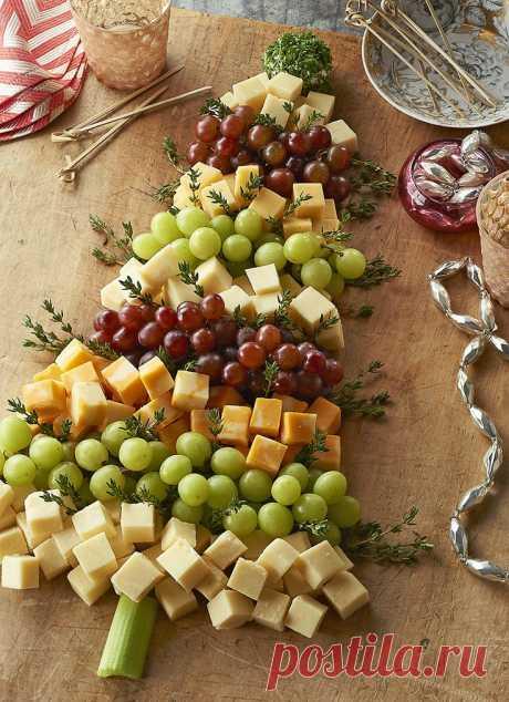 Как сделать съедобную елку на Новый год :: Кулинарные рецепты :: KakProsto.ru: как просто сделать всё