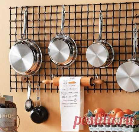 Хранение на кухне: 20 полезных идей, которые пригодятся каждому… — Мир интересного