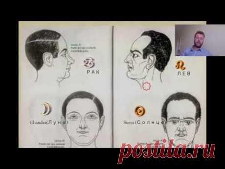 Лицо и характер человека (Солнце, Луна)