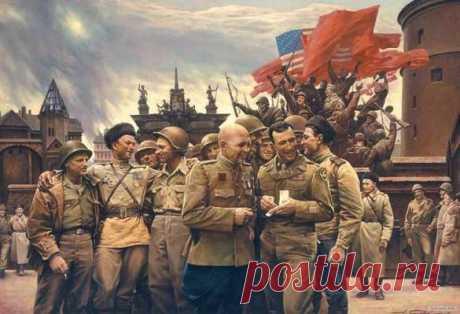 История, которую преподают нашим детям / Назад в СССР / Back in USSR