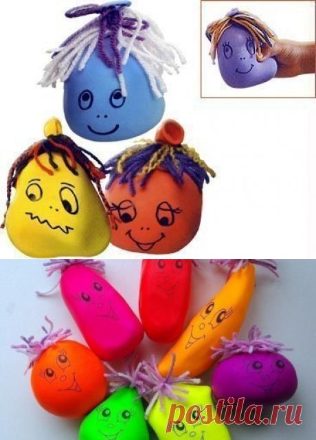 Kapitoshka the hands - Hand-made articles with children | Detkipodelki
