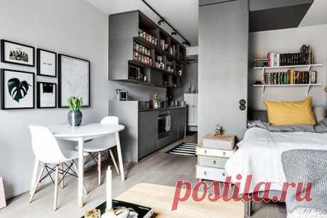 Какая мебель не нужна в маленькой квартире