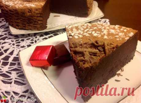 Торт «Трюфель» | MaxMenu.Ru - Кулинарные рецепты