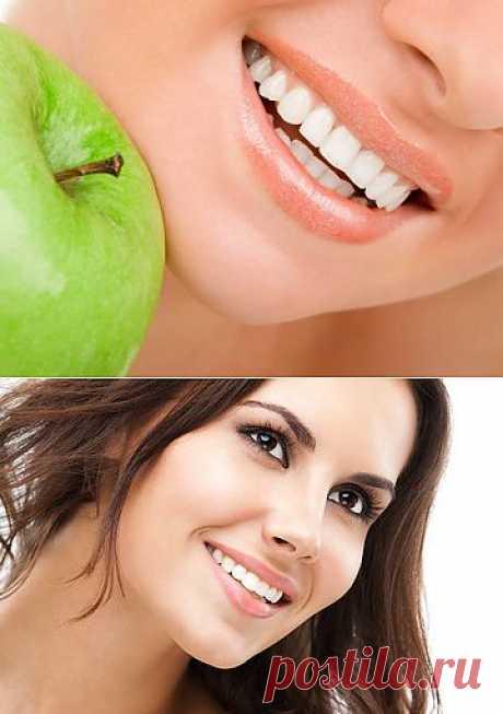 8 продуктов для здоровых зубов
