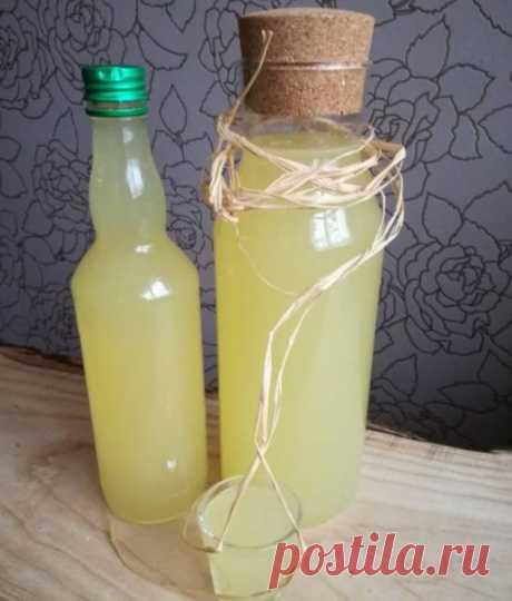 Лимонно-медовая настойка | Наливаем дома | Яндекс Дзен