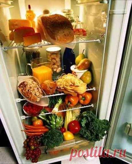Продукты, которые нельзя хранить в холодильнике | Полезные советы