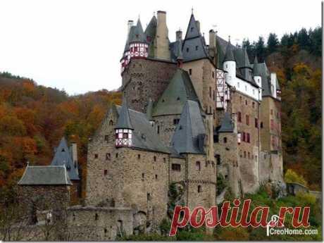 Невероятные замки