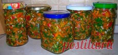 Заправка для супа. Полезная заготовка - Счастливый формат