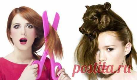 Трендовые причёски, которые превращают в «простачку» | Люблю Себя