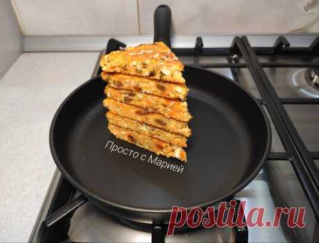 Сырники больше не делаю: беру творог, морковь и на сковородку (новый рецепт, которого нет в интернете) | Просто с Марией | Яндекс Дзен