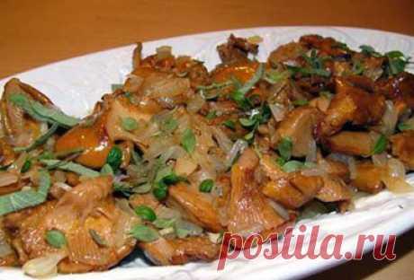 Можно ли жарить маринованные грибы и как это делается