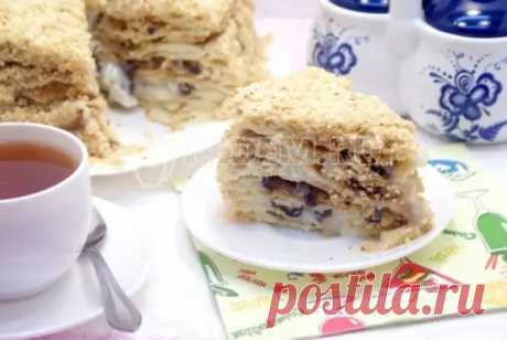 Торт «Генеральский» - Домашняя выпечка - медиаплатформа МирТесен