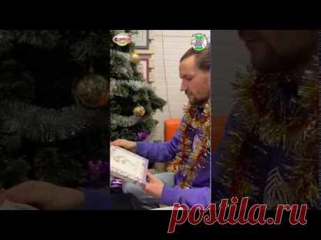 """Берем мужика... В новый год с новинкой в руках! Вышиваем """"шовчиками"""" примитивы."""