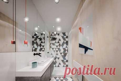 Как современно оформить небольшую ванную комнату | Роскошь и уют